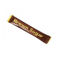 شکر قهوه ای اثرار – 7 گرم بسته 150 عددی