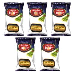 شکر سفید دولیتل – 900 گرم بسته 5 عددی