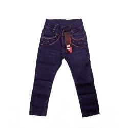 شلوار جین دخترانه هراجینز مدل 735