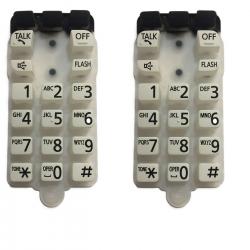 شماره گیر مدل 6461-6441 مناسب تلفن پاناسونیک بسته 2 عددی