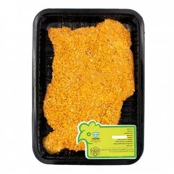 شنیسل ران مرغ با آرد ذرت دارا – 1 کیلوگرم