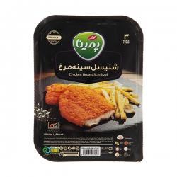 شنیسل سینه مرغ پمینا – 400 گرم