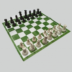 شطرنج مدل sh400