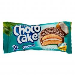 شوکو کیک نارگیلی شیرین عسل -40 گرم بسته 36 عددی