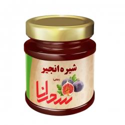 شیره انجیر سحرانا – 400 گرم