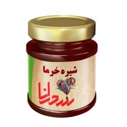 شیره خرما سحرانا – 400 گرم