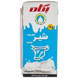 شیر نیم چرب فرادما پگاه – 0.2 لیتر