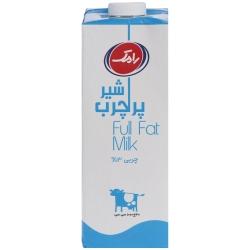 شیر پرچرب رامک مقدار 1 لیتر