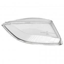 شیشه چراغ مه شکن جلو راست مدل JT123 مناسب برای رانا