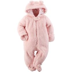 سرهمی نوزادی کارترز مدل Pink Dog کد M630
