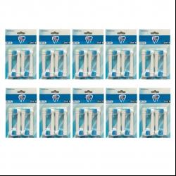 سری یدک مسواک برقی کینگ برند مدل 17S مجموعه 10 عددی