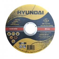 صفحه برش استیل و فولاد هیوندای مدل HAC-11516