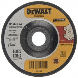 صفحه برش فلز دیوالت مدل DWA4522IA