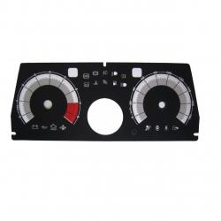صفحه کیلومتر خودرو مدل ghtre654 مناسب برای پراید
