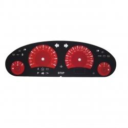 صفحه کیلومتر خودرو مدل smdrdd1477 مناسب برای سمند
