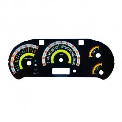 صفحه کیلومتر خودرو مدل ۴۰۰۰ مناسب برای تیبا