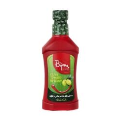 سس گوجه فرنگی زیتون بیژن – 550 گرم