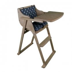 صندلی غذاخوری کودک مدل وودH20 استارB