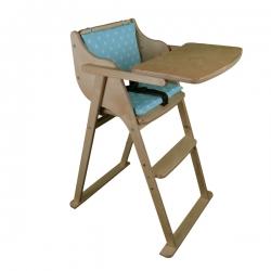 صندلی غذاخوری کودک مدل وودH20 استارBL