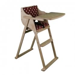 صندلی غذاخوری کودک مدل وود H20 استار R