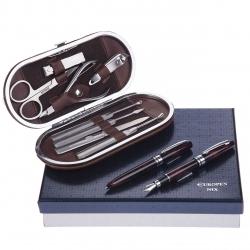 ست خودکار و خودنویس یوروپن مدل Nix به همراه ست مانیکور