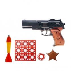 ست تفنگ بازی مدل BB40 مجموعه 2 عددی