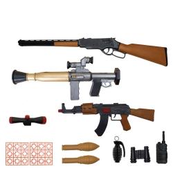 ست تفنگ بازی مدل TH71