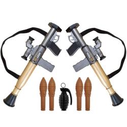 ست تفنگ بازی مدل naabsell34