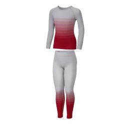 ست تی شرت و لگینگ ورزشی دخترانه کرویت مدل SKYCR511