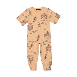 ست تی شرت و شلوار دخترانه تودوک مدل 2151256-21