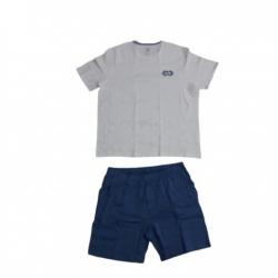 ست تی شرت و شلوارک مردانه لیورجی مدل T200