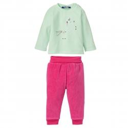 ست تی شرت و شلوار نوزادی لوپیلو مدل PkLG2749