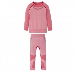 ست تی شرت و شلوار ورزشی دخترانه کرویت پرو مدل IAN 335827