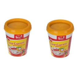 سوپ نیمه آماده قارچ الیت – 35 گرم بسته 2 عددی