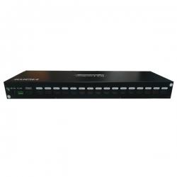 سوئیچ شانزده پورت HDMI لایمستون مدل LS-HSP1601