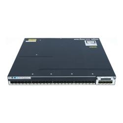 سوئیچ شبکه 24 پورت سیسکو مدل WS-C3750X-24S-S