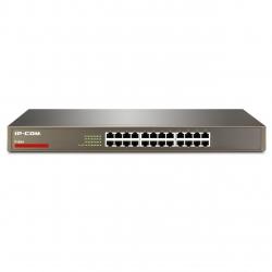سوییچ 24 پورت 10/100 آی پی کام مدل IP-COM F1024