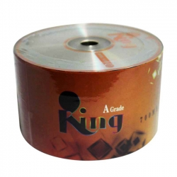 سی دی خام کینگ مدل K050 بسته 50 عددی