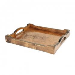 سینی چوبی لوکس باکس مدل LBL504