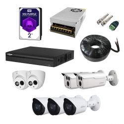سیستم امنیتی داهوا مدل DP72S2522-N