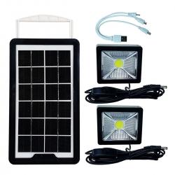 سیستم روشنایی خورشیدی سان آفریکا مدل SA-7790
