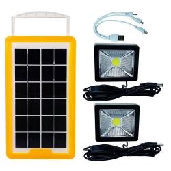 سیستم روشنایی خورشیدی سان آفریکا مدل SA-7790 کد Y11