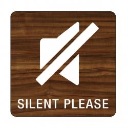تابلو اداری دکوما طرح Silent کد SI095