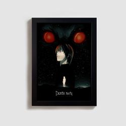 تابلو مدل انیمه دفترچه مرگ anime death note BL12