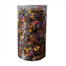 تافی مغزدار شکلاتی آیدین – 300 گرم