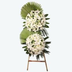 تاج گل مدل پردیس
