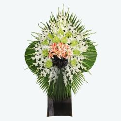 تاج گل مدل یک طبقه