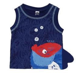 تاپ نوزادی توک توک مدل fish