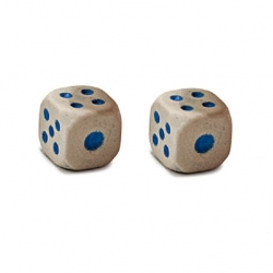 تاس بازی مدل 002 بسته 2 عددی