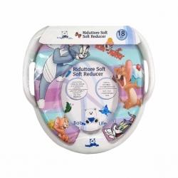تبدیل توالت فرنگی کودک بیبی فور لایف مدل Tom and Jerry